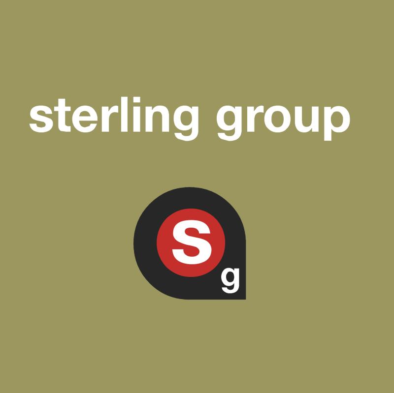 Sterling Group vector logo