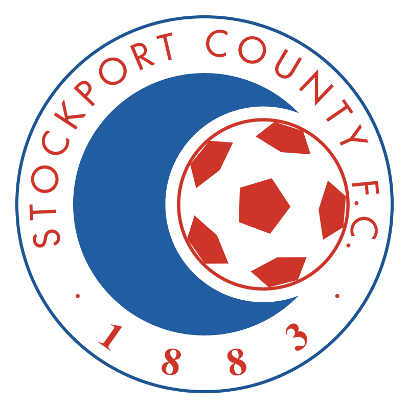 Stockport County FC vector