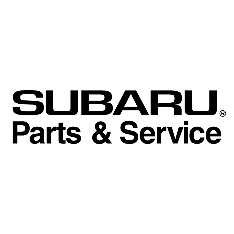 Subaru Parts & Service vector