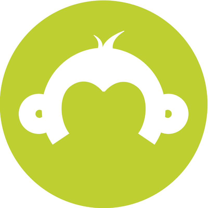 SurveyMonkey icon vector