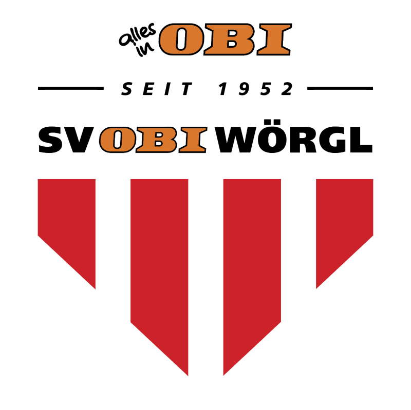 SV OBI Worgl vector logo