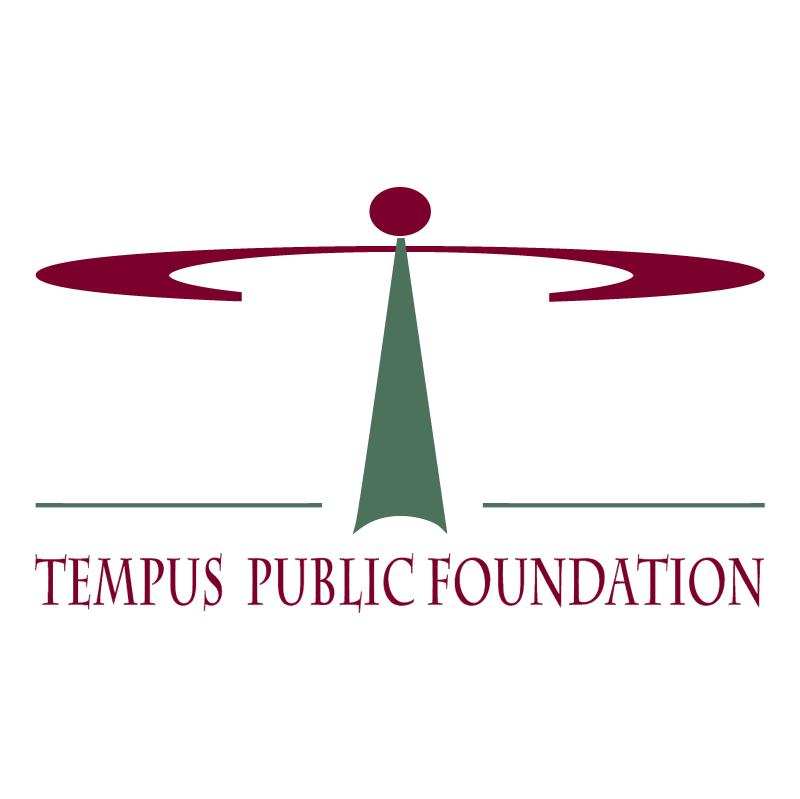 Tempus Public Foundation vector