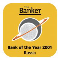 The Banker Award vector