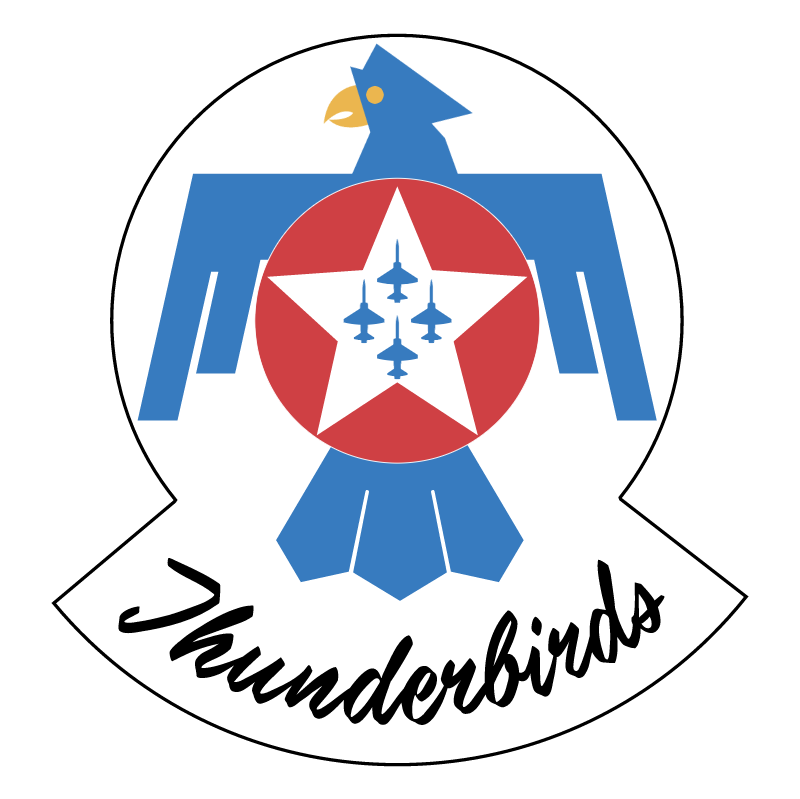 Thunderbirds vector