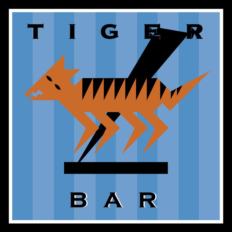 Tiger Bar vector