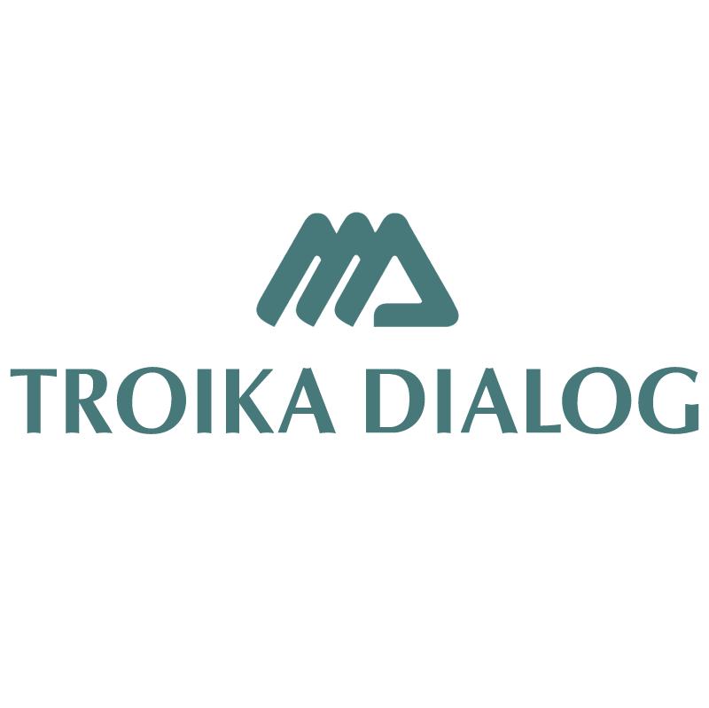 Troika Dialog vector