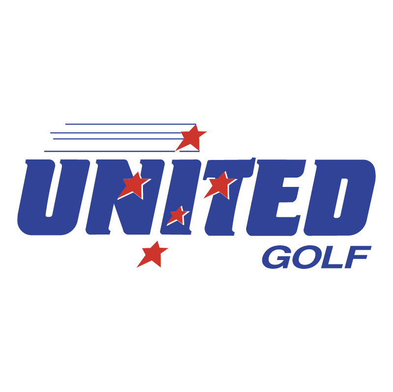 United Golf vector logo