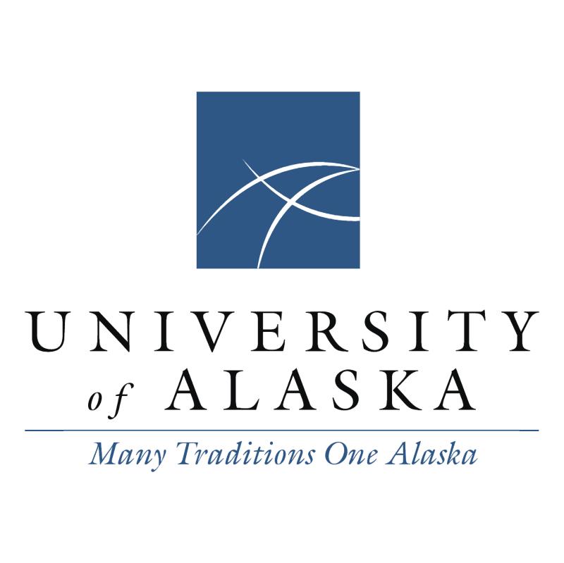 University of Alaska vector logo