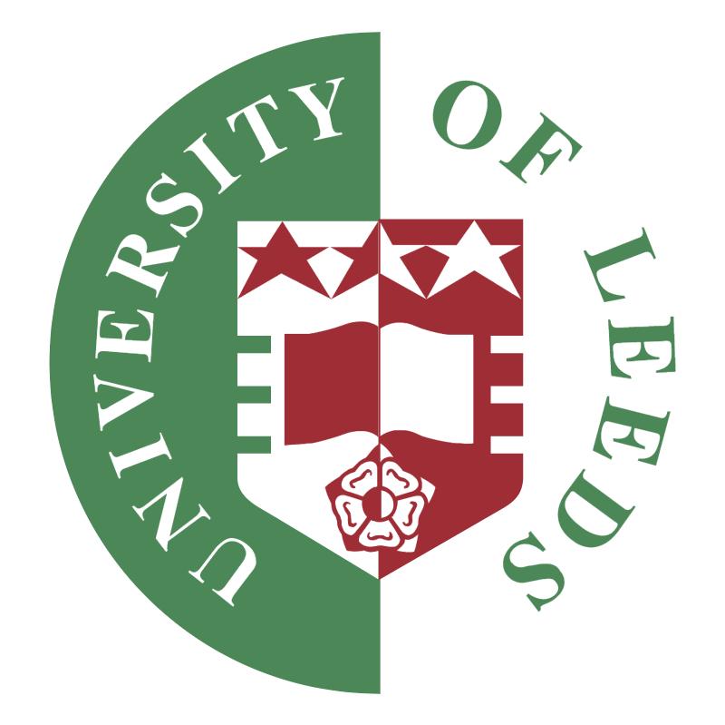 University of Leeds vector logo