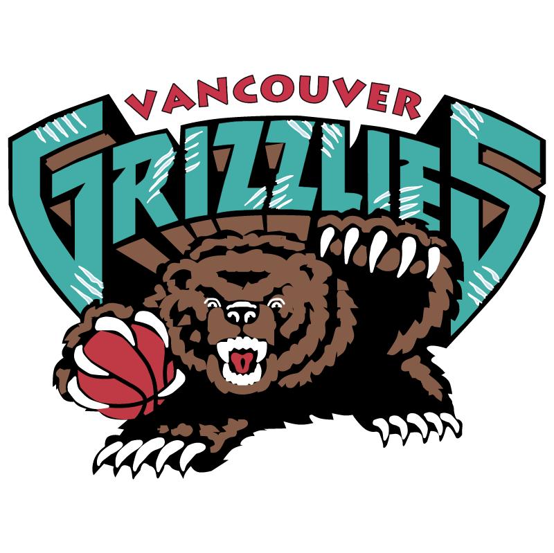 Vancouver Grizzlies vector