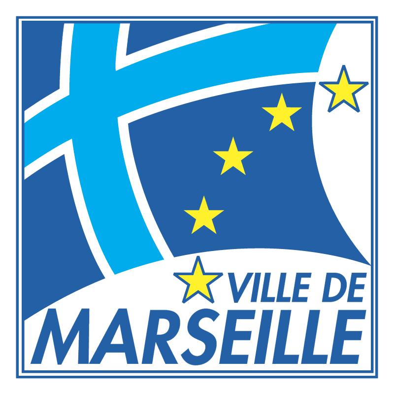 Ville de Marseille vector