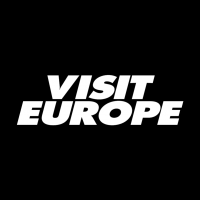 Visit Europe vector