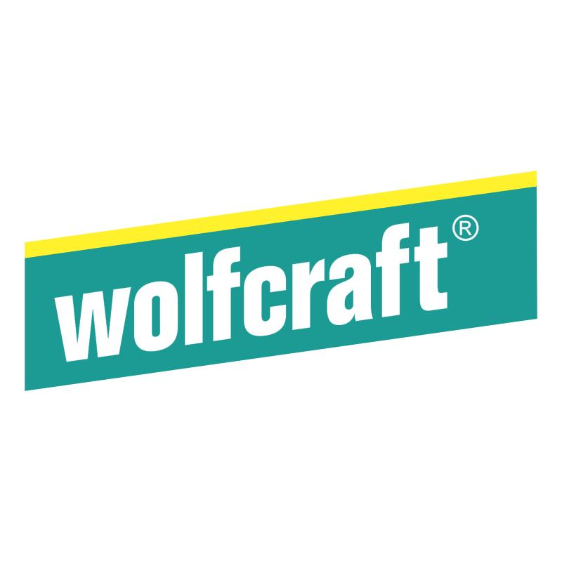 Wolfcraft vector logo