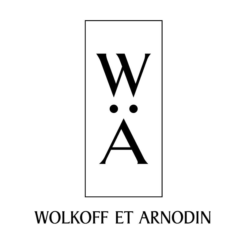 Wolkoff Et Arnodin vector logo