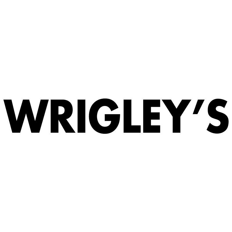 Wrigley's vector