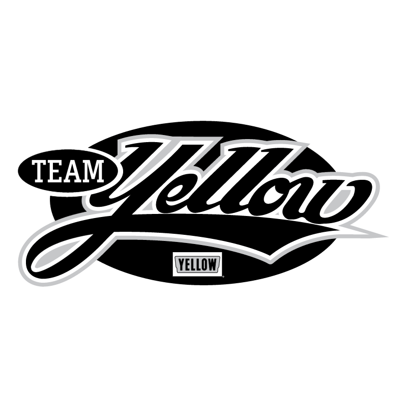 Yellow Team vector