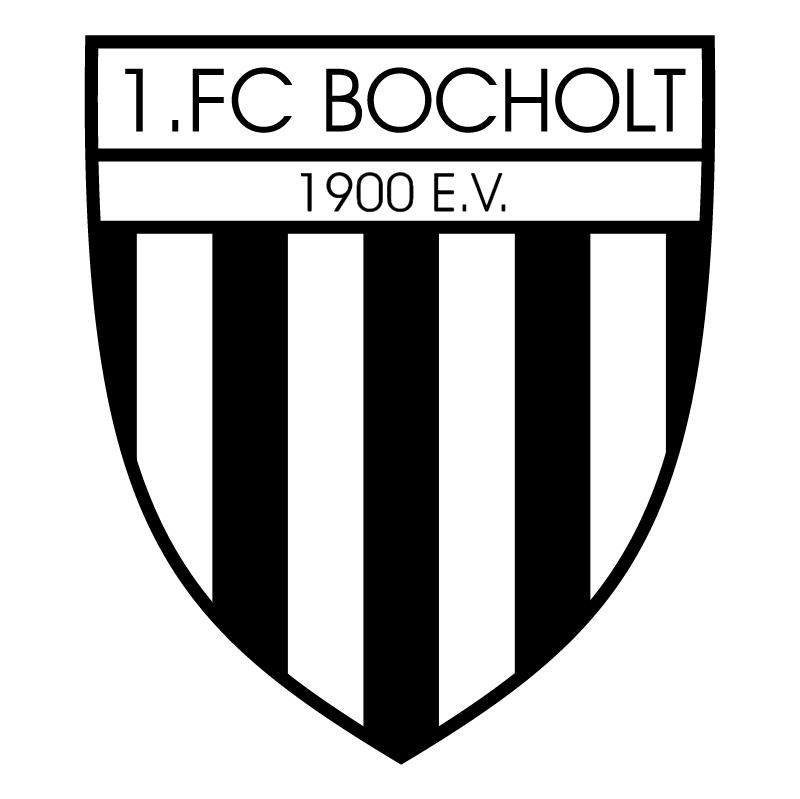 1 FC Bocholt 1900 e V vector