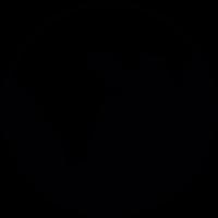 World Globe ASia View vector