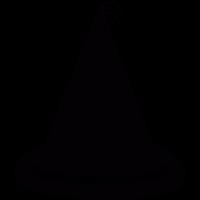 Wizard hat vector