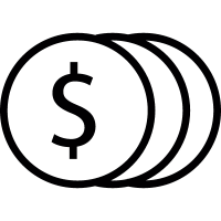 Cents, IOS 7 interface symbol vector