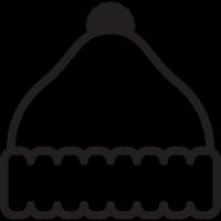 Wool Hat vector