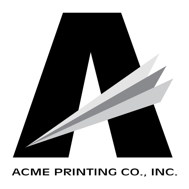 ACME Printing 51410 vector