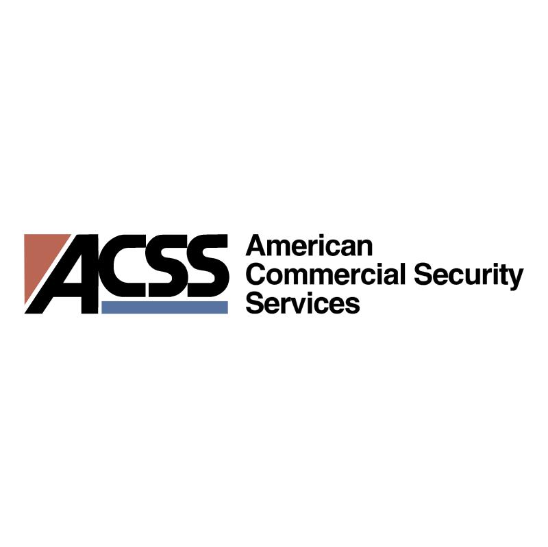 ACSS vector
