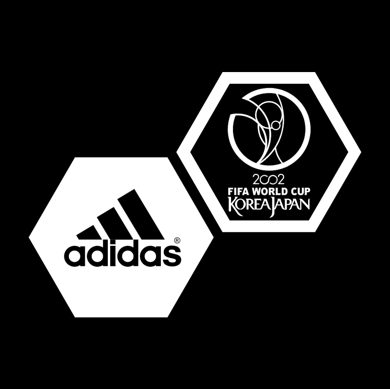 Adidas 2002 World Cup Sponsor 54219 vector