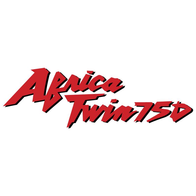 Africa Twin 750 28550 vector