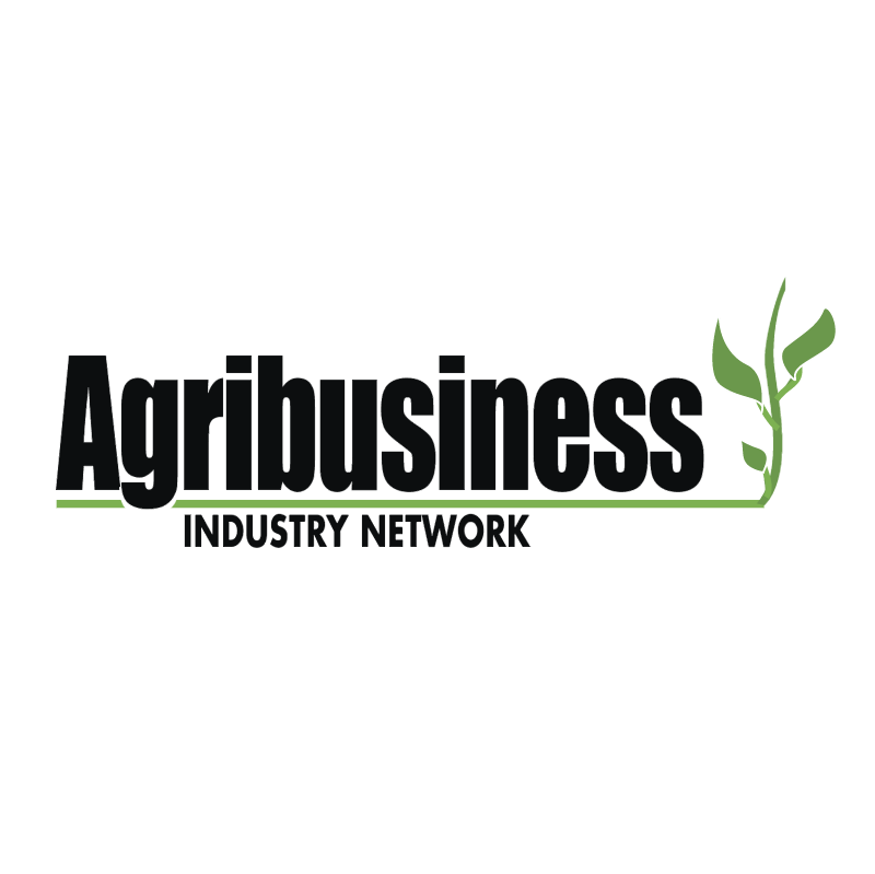 Agribusiness Industry Network vector