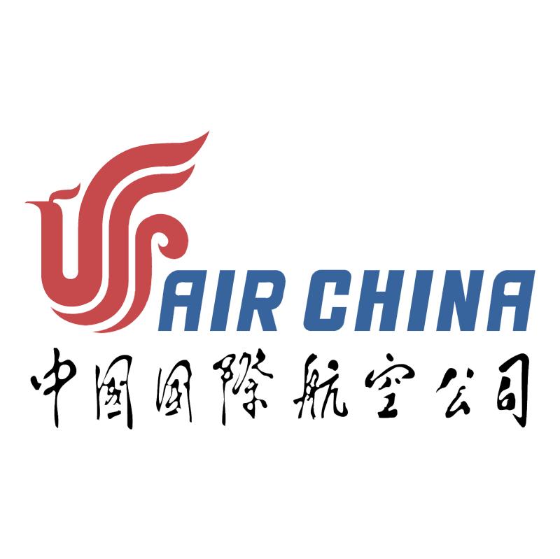 Air China 65843 vector