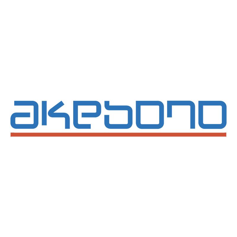 Akebono vector