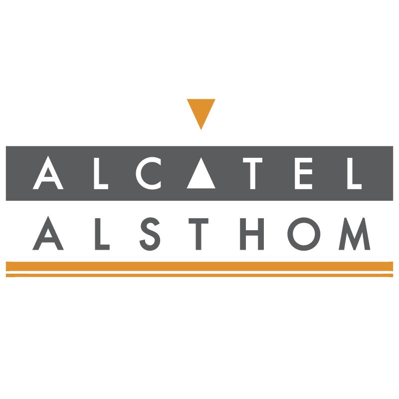 Alcatel Alsthom vector