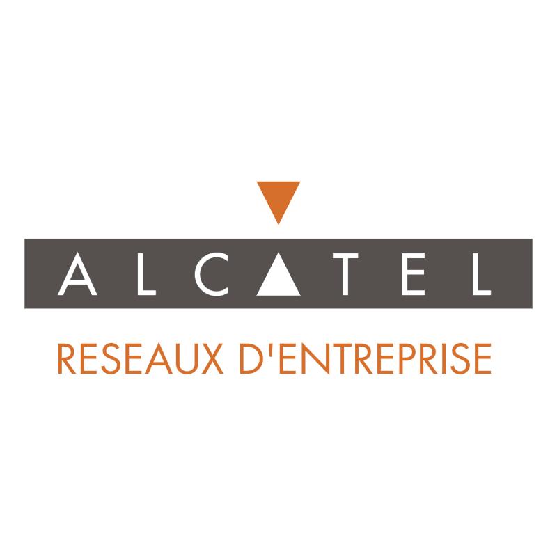 Alcatel Reseaux D'Entreprise 63315 vector