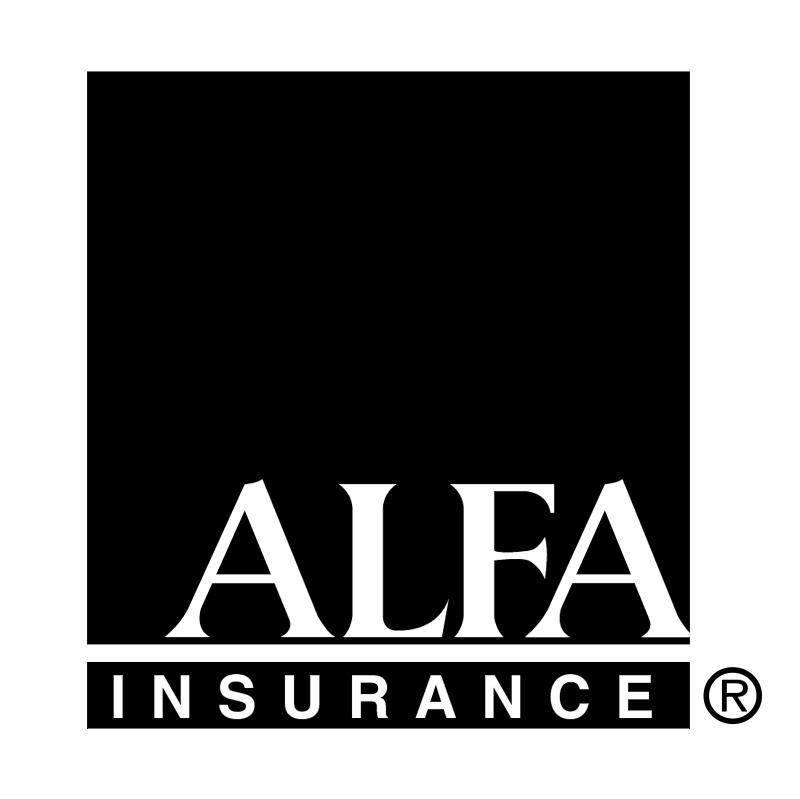 Alfa Insurance vector