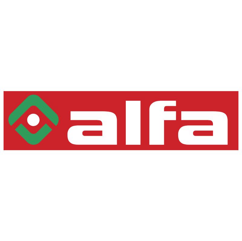 Alfa vector