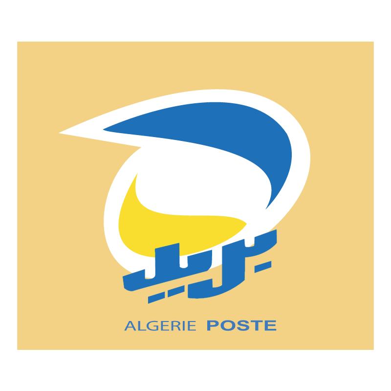Algerie Poste 86396 vector