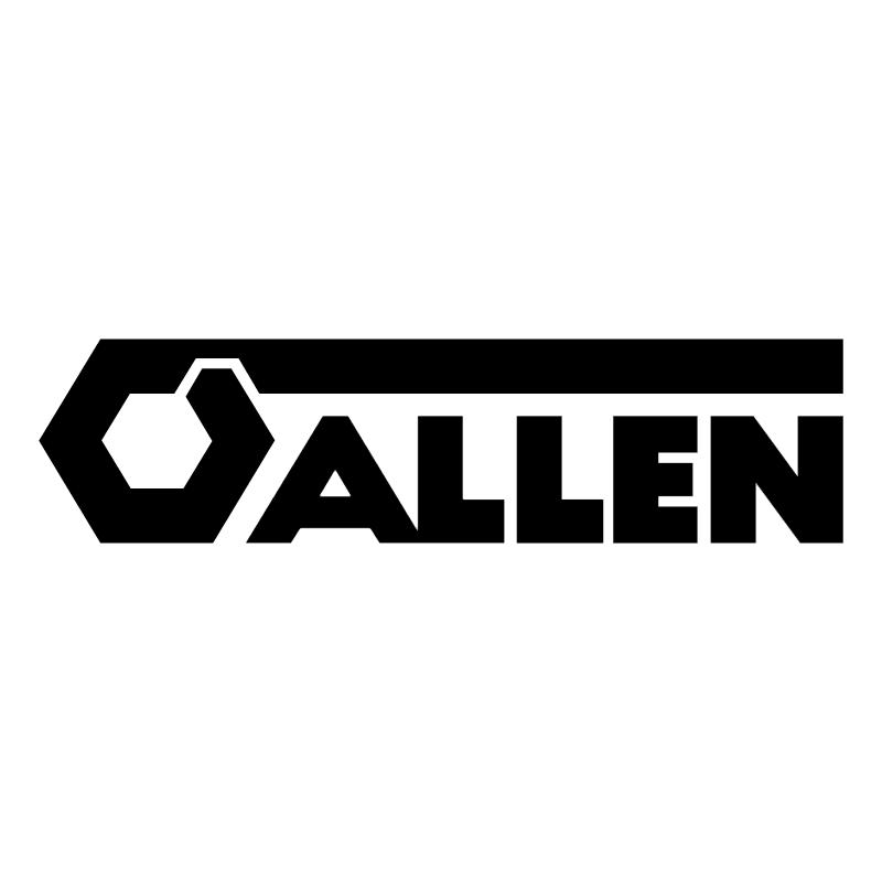 Allen 47181 vector logo