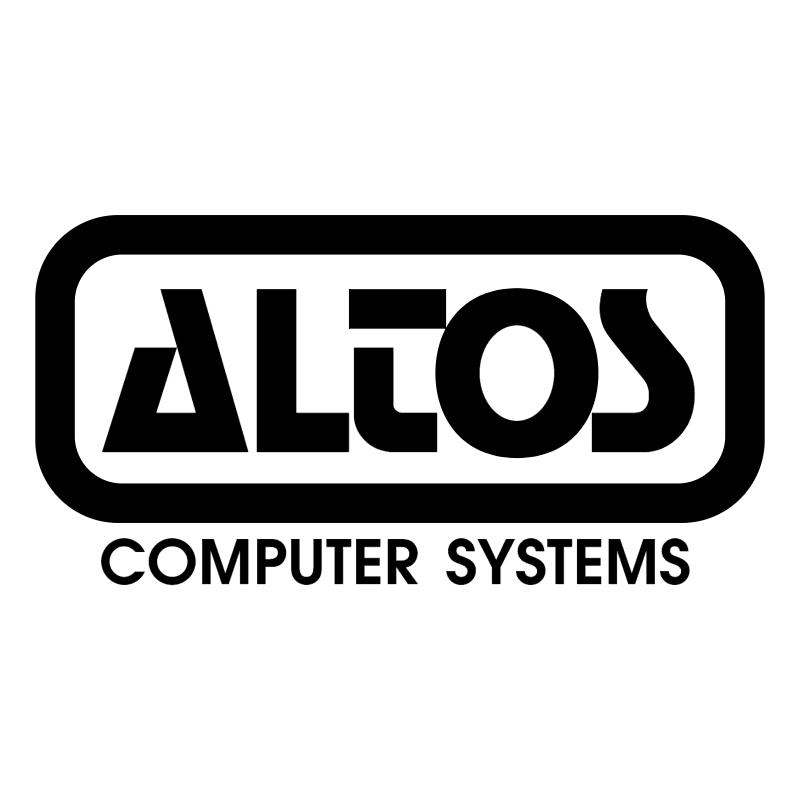 Altos vector
