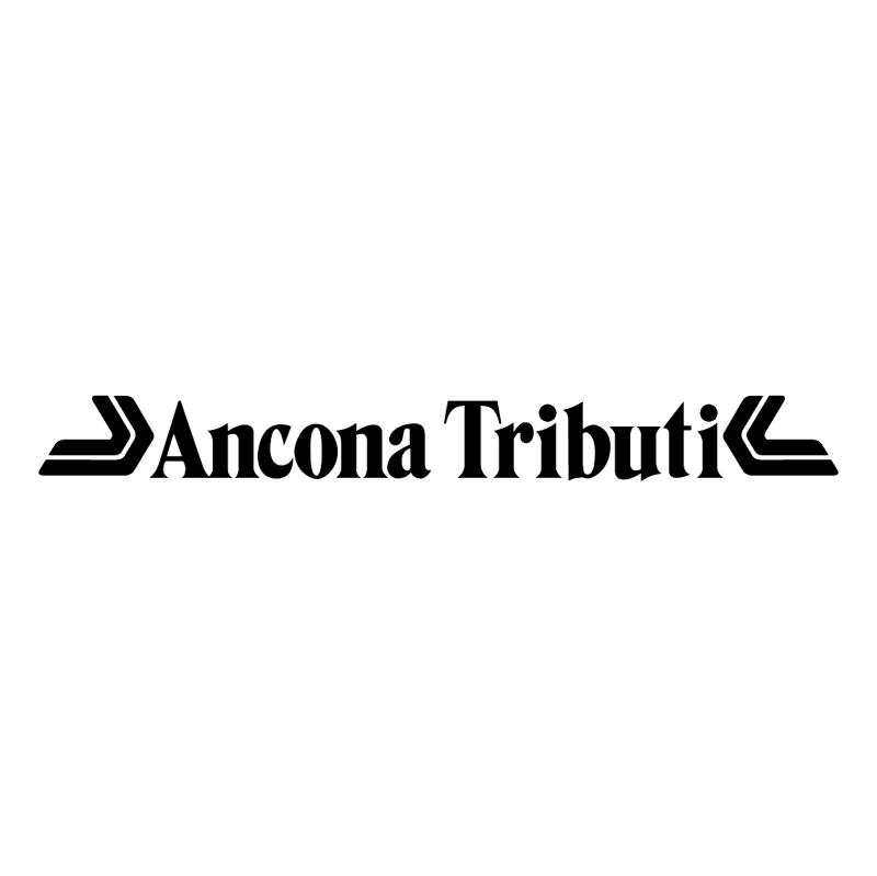 Ancona Tributi vector