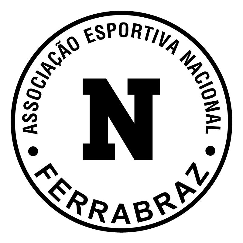 Associacao Esportiva Nacional Ferrabraz de Sapiranga RS 81552 vector