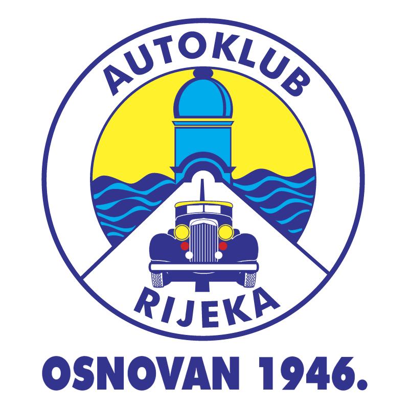 Autoklub Rijeka vector