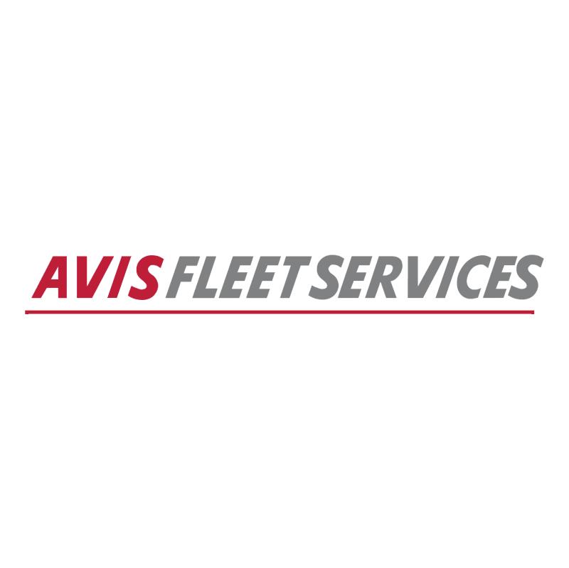 Avis Fleet Services vector