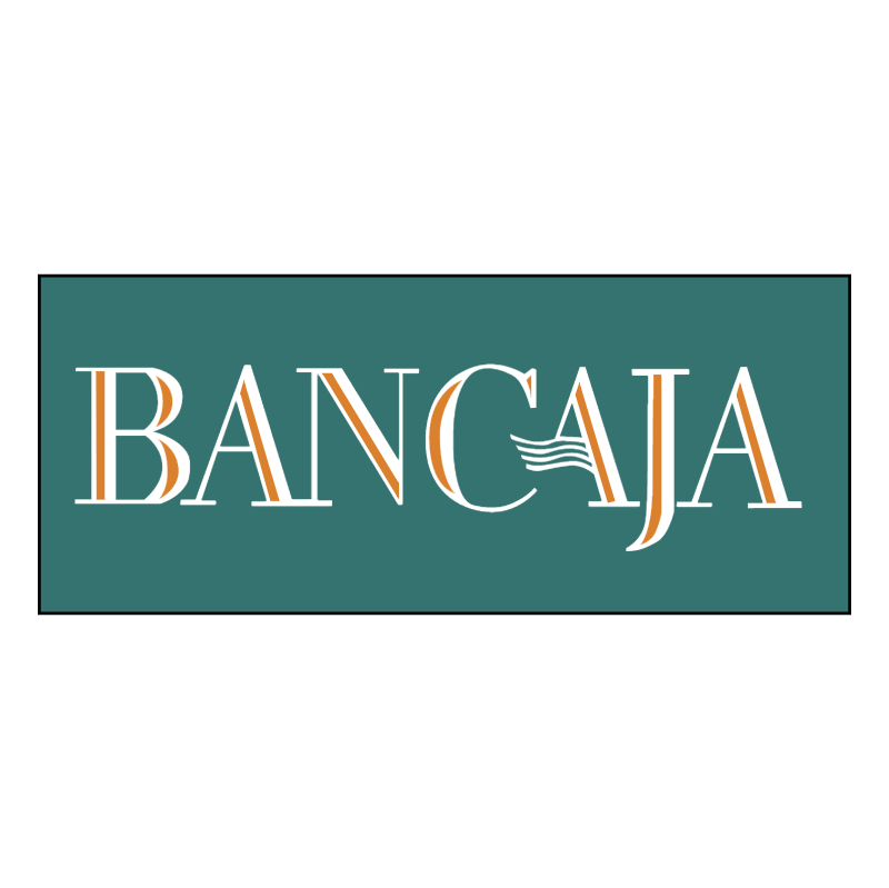 Bancaja 81802 vector