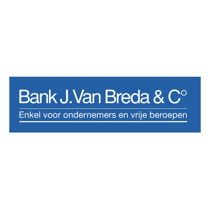 Bank J Van Breda & C 83260 vector