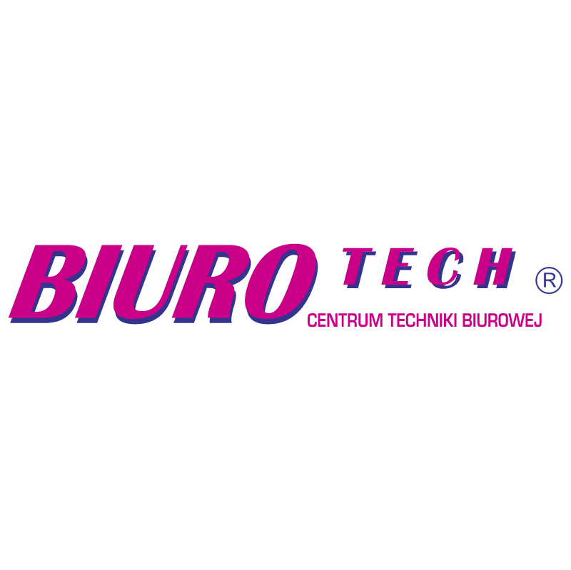 Biuro Tech vector