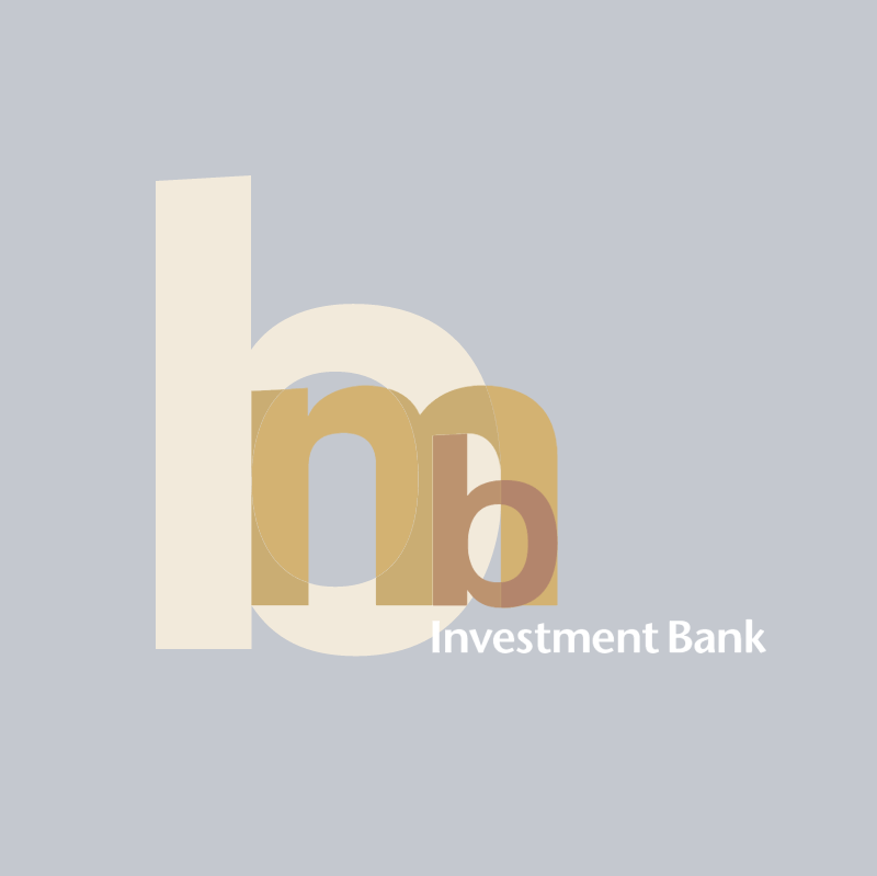 BMB Investment Bank 60348 vector