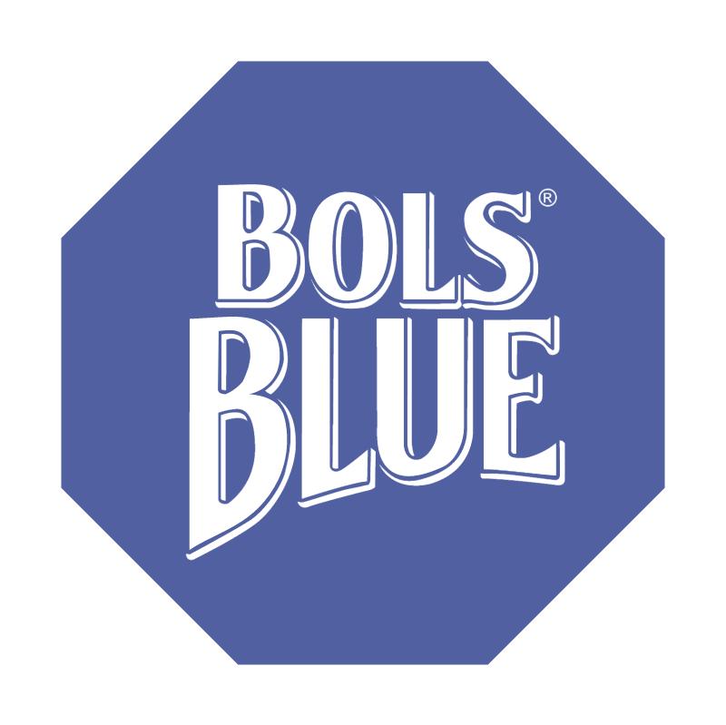 Bols Blue 71072 vector