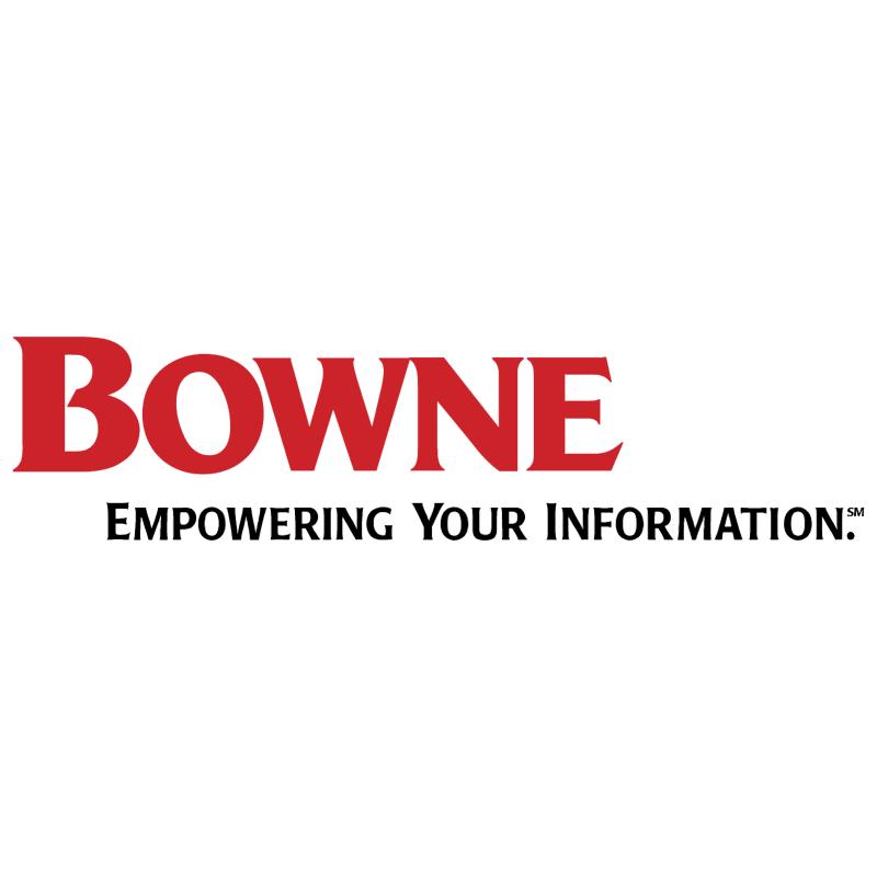 Bowne 24807 vector