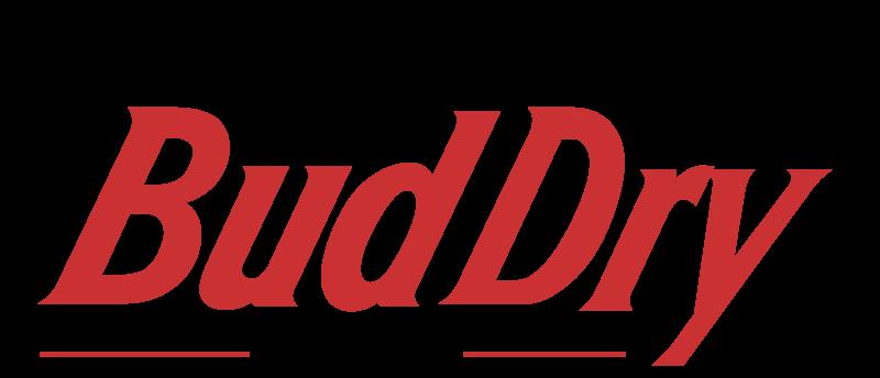 BudDry draft logo vector